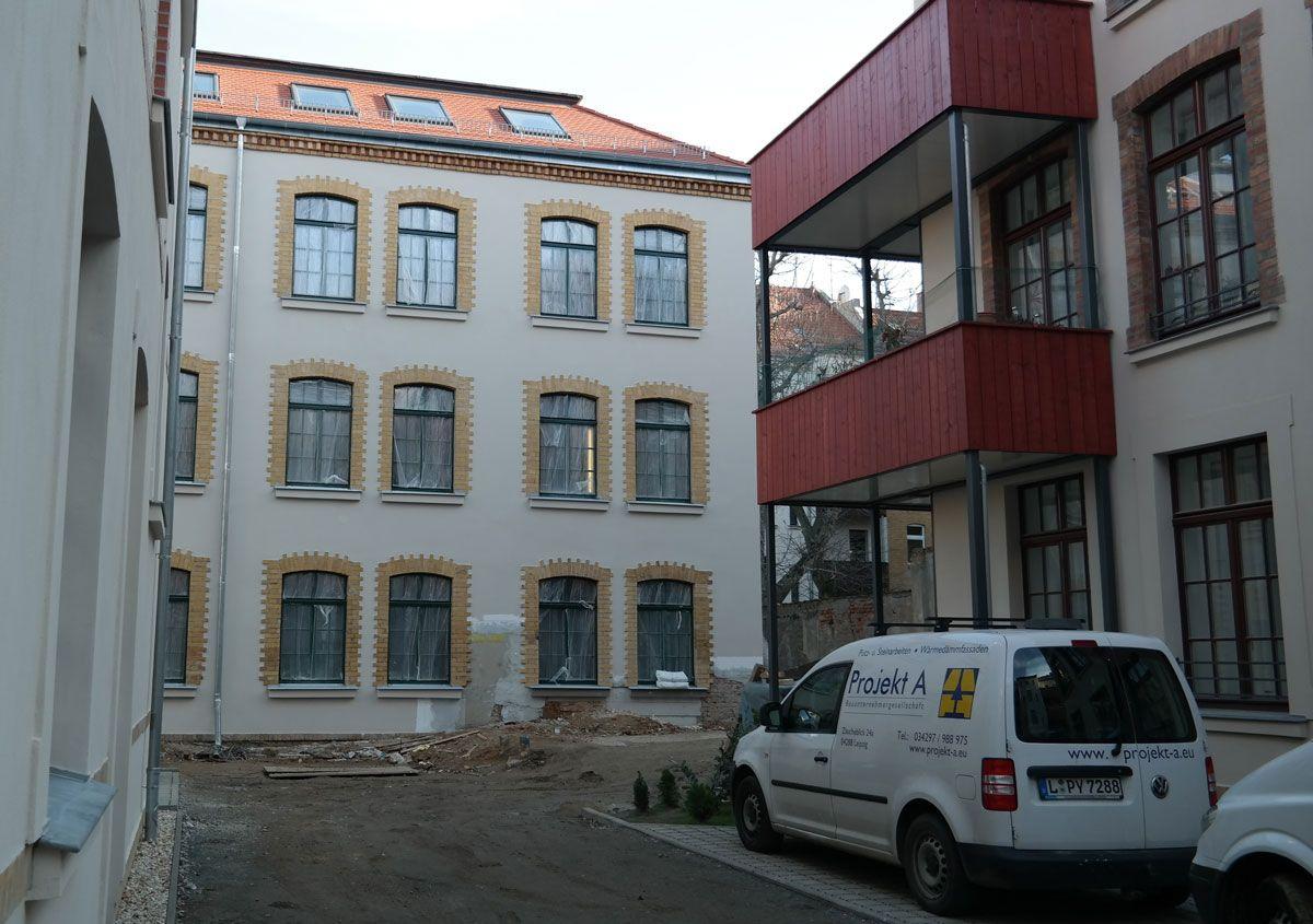 Schönbachstr. Hinterhaus